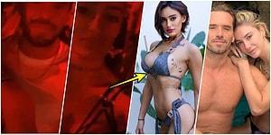 Görüntüler Ortaya Çıktı! Guido Senia'nın Dubai Gecelerinde Bir Türk Kızıyla Şeyma Subaşı'nı Aldattığı İddia Edildi