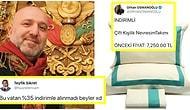 Şehzade Orhan Osmanoğlu'nun 4 Bin 713 Liraya İndirimli Nevresim Takımı Paylaşımı Goygoycuların Diline Fena Düştü!