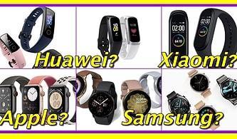 Son Zamanların En Popüler Aksesuarı: Akıllı Saat ve Bileklikleri Karşılaştırmalı Olarak Anlatıp Sizin İçin İnceledik!