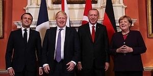 Londra'da Dörtlü Suriye Zirvesi: Erdoğan 'Görüşme İyi Geçti' Mesajı Verdi, Ortak Açıklama Yapıldı