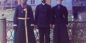 Rusya'nın Devrim Öncesine Ait Renkli Fotoğraflarıyla Hem Geçmişe Hem Farklı Bir Kültüre Yolculuğa Çıkacaksınız
