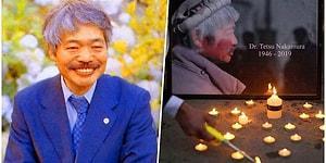 Afganistan'da 600 Binden Fazla İnsanın Hayatını Kurtaran ve Terör Saldırısına Kurban Giden Japon Doktor Tetsu Nakamura