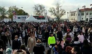 #LAsTesis Hareketi Türkiye'de: Kadıköy'de Kadınlar Şiddete Karşı Dans Etti!