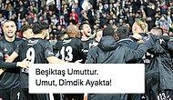 Kartal'ı Son Dakikada Umut Uçurdu! Kasımpaşa-Beşiktaş Maçında Yaşananlar ve Tepkiler