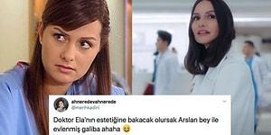Doktorlar Dizisinin Efsane Karakteri Doktor Ela, Mucize Doktor'un Kadrosuna Dahil Olunca İnsanları Heyecan Bastı!