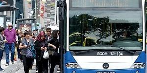 Yine Ankara: 'Psikolojim Bozuldu' Diyen Otobüs Şoförü Kontak Kapattı