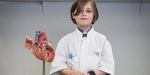 En Genç Üniversite Mezunu Olmaya Hazırlanıyordu: 9 Yaşındaki Laurent Okulu Bıraktı