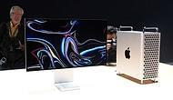 Apple'ın 420 Bin TL Fiyatıyla Öne Çıkan, Alev Atan Yeni Mac Pro Bilgisayarını Sizler İçin İnceledik!