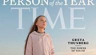 TIME Dergisi Yılın Kişisini Açıkladı: 16 Yaşındaki İklim Aktivisti Greta Thunberg