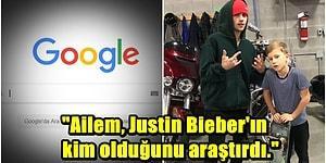 Bugün de Utandık! Google'da Arattıkları Konu Başlıklarıyla Yerin Dibine Giren 19 Kişi