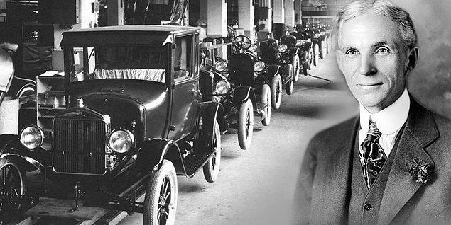 Kesinlikle Henry Ford!