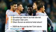 Helal Olsun Size! Almanya Ligi Liderini Son Dakika Golüyle Yenen Başakşehir UEFA Avrupa Ligi'nde Üst Turda