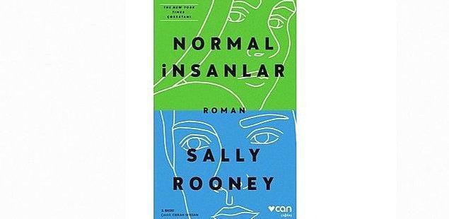10. Normal İnsanlar - Sally Rooney
