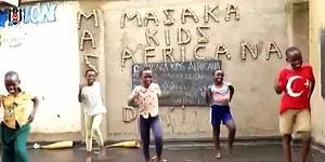 Afrikalı Yetimhane Çocuklarının Kurduğu Masaka Kids Dans Topluluğu, Beşiktaş - Yeni Malatyaspor Maçında Sahne Alacak!