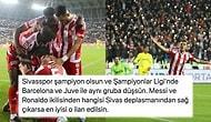 Sivas'tan Çıkış Yok! DG Sivasspor-Fenerbahçe Maçında Yaşananlar ve Tepkiler