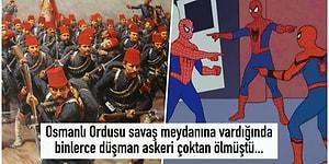 Osmanlı Ordusunun Parmağını Oynatmasına Gerek Kalmadan Zaferle Ayrıldığı, Tarihin En Garip Savaşı: Şebeş Muharebesi
