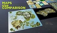 Oyun Tutkunları Buraya: Tüm Zamanların En Büyük Oyun Haritası Hangisi?