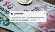 TÜİK'in Asgari Ücret Önerisi Sosyal Medyanın Gündeminde: #311Lirayla Neler Yapılır?