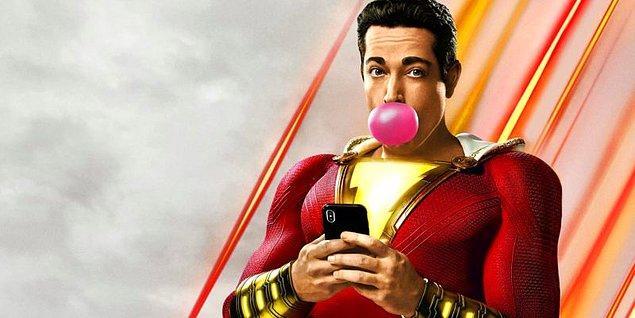 4. Shazam 2'yi resmi olarak onaylayan Warner Bros., vizyon tarihini 1 Nisan 2022 olarak açıkladı.