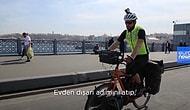 ALS Hastalığına Dikkat Çekmek İçin Belçika'dan Japonya'ya Pedal Çeviriyor!