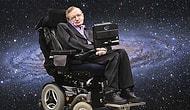 Stephen Hawking'den Depresyonun Karanlık Boşluğunda Sürüklenenlere İlaç Gibi Gelecek Tavsiyeler