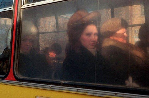 """19. """"Otobüsteki Kadın"""""""