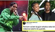 Dünyaca Ünlü Rapçi ASAP Rocky'den İnternete Sızan Seks Kaseti İddialarına Bomba Gibi Bir Cevap Geldi!