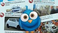 2010 Yılından Beri 71 Kez 'Yerli Otomobil Yollarda' Haberi Yapan Yeni Şafak Sosyal Medyanın Gündeminde
