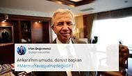 Sinan Aygün'ün Rüşvetle Suçladığı Mansur Yavaş TT Listesinde: #MansurYavaşYalnızDeğildir