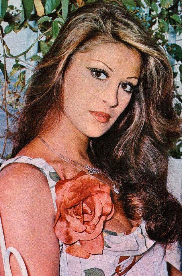 70'li yılların yıldızı en çok parlayan ismiydi Gülşen Bubikoğlu, nasıl olmasın ki?