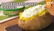 Her Yemekle Mükemmel Giden Labneli Sarımsaklı Patates Nasıl Yapılır?