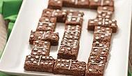 'Yemeğinle Oynama Evladım!' Diyen Anneler Bu Sefer 'Hadi Oyna!' Diyecek! Domino Taşı Brownie Nasıl Yapılır?