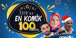 2019'da En Çok Nelere Güldük? İşte Bu Yılın En Komik 100 Videosu!