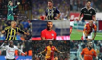 Süper Lig'de Son On Yılın En İyi 11'ini Seçiyoruz!