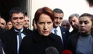 Meral Akşener Kanal İstanbul'a İtiraz Dilekçesini Verdi: 'Sekiz Sene Sonra Bu Konu Niye Çıktı?'