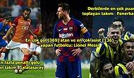 Süper Lig ve Avrupa'nın Beş Büyük Liginden 2010'lu Yıllara Ait En İlginç İstatistikler