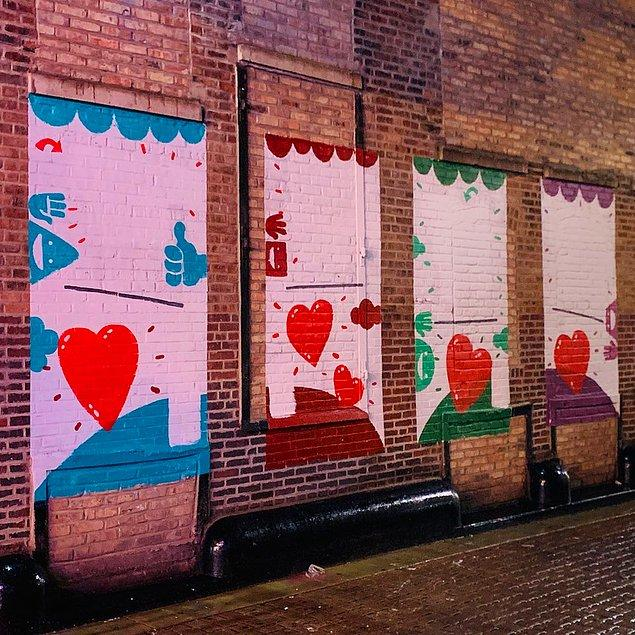 18. Şikago sokak sanatı: