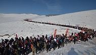Harekâtın 105'inci Yılında Binlerce Kişi Sarıkamış Şehitleri İçin Yürüdü