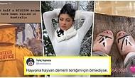 Avustralya'daki Yangında Hayatını Kaybeden Hayvanlara Üzülüp Vizon Kürkü Terlik Giyen Kylie Jenner Tepkilerin Odağında