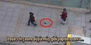 İstanbul'da Kesin Yaşadığınız Ama Fark Etmediğiniz, Dünyaya Nam Salan Türk Tipi Dolandırıcılık: Boyacı Tuzağı
