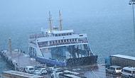 Türkiye Fırtınaya Teslim: Kuzey Ege ve Güney Marmara'daki Adalara 2. Gününde de Ulaşım Sağlanamıyor