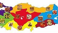 Yemek Zevkine Göre Ruhun Türkiye'nin Hangi Bölgesine Ait?