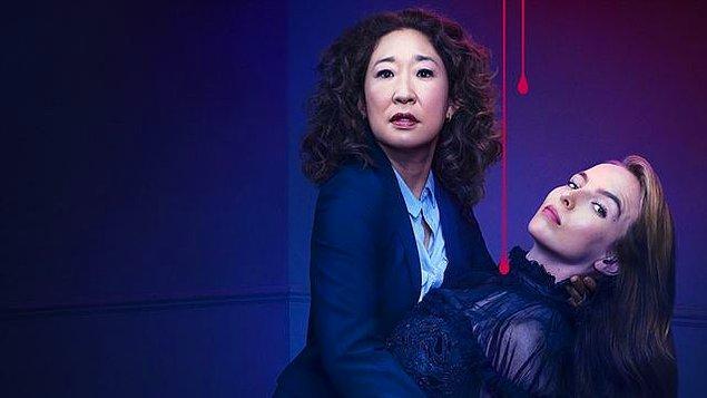 1. Killing Eve, BBC America tarafından dördüncü sezon onayını aldı.