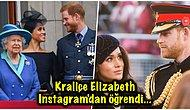 Kraliyet Ailesi Karıştı! Prens Harry ve Eşi Düşes Meghan Markle İngiliz Kraliyet Ailesi Üst Düzey Üyeliklerini Bıraktılar