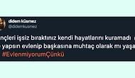 Erdoğan'ın Evlenmeyen Gençler Hakkındaki Sözlerine Twitter'dan Yanıt Geldi #EvlenmiyoruzÇünkü