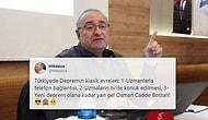 Afet Uzmanı Mikdat Kadıoğlu: 'Yeni Deprem Olana Kadar Yan Gel Osman Caddebostan!'