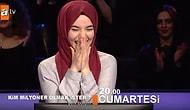 Kim Milyoner Olmak İster'de Bir İlk: Yarışma, Konuşma Engelli Ümmü Gülsüm Genç'i Ağırladı!