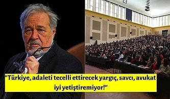 İlber Ortaylı'nın Türkiye'deki Hukuk Fakülteleriyle İlgili Herkesin Kıymet Vermesi Gereken Bazı Haklı Düşünceleri
