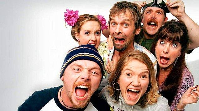 6. Spaced (1999–2001)