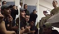 Edis, Asker Koğuşunda Arkadaşlarına 'An' Şarkısını Söyledi!